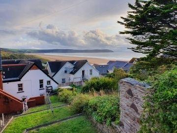 North Devon Holiday Cottage Breath taking sea views