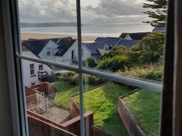 North Devon Holiday Cottage Fantastic views from indoors