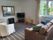 North Devon Holiday Cottage Living area